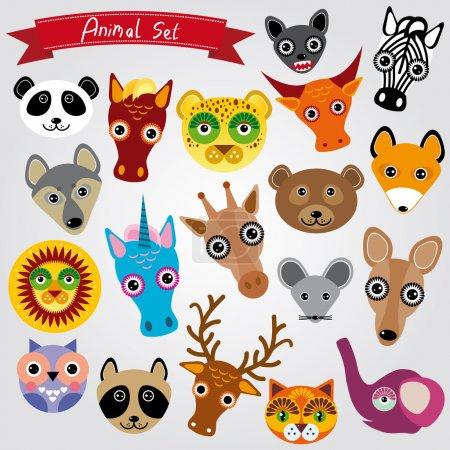 animals muzzles