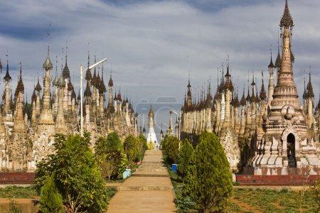 Kakku Temples in Myanmar
