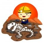 Archaeologist...