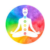 Meditation aura and chakras