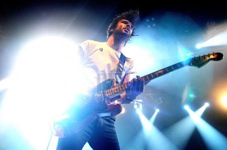 Japandroids band effectue