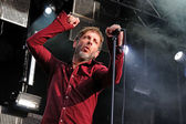Mercury Rev band singer